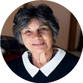 Fond farewell Maria Koumides!
